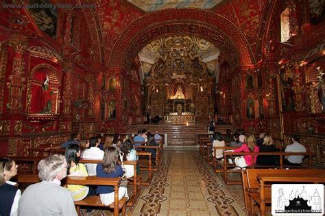 church quito interior architecture architecture