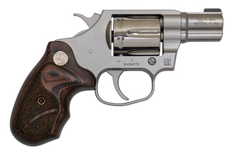 Colt Classic Cobra 38 Special Double Action Revolver With
