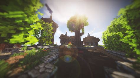 Minecraft Anime Wallpaper Hd - minecraft shaders hd wallpapers desktop and mobile