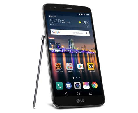 lg stylo  hitting boost mobile  virgin mobile