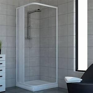 Duschkabine Aus Kunststoff : duschkabine dusche duschabtrennung duschwand eckig rechteck kunststoff 70x70 cm 8057680144113 ebay ~ Indierocktalk.com Haus und Dekorationen