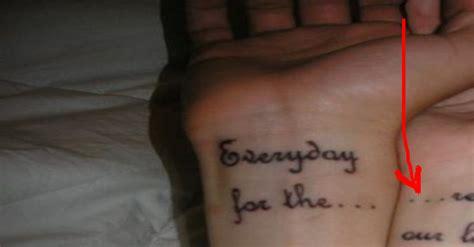 tattoo couple fails  love  guff