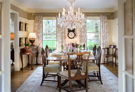 formal dining room  making  comeback