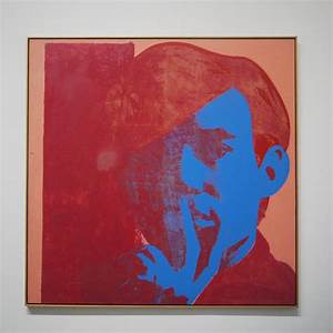 Andy Warhol - Self-Portrait (1967) · Obsessed Maker