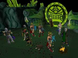 How Runescape Got Its Surprisingly Epic First Raid PC Gamer