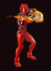 POWER RANGERS JUNGLE FURY - RED RANGER by DXPRO on DeviantArt