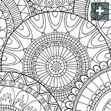 Pattern Coloring Patterns Hard Pages Quilt Log Cabin Designs Mandala Super Abstract Cross Adults Geometric Printable Canon Getcolorings Featured Colorings sketch template