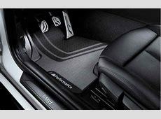 Tapis de sol M Performance Avant pour BMW Série 1 F20F21
