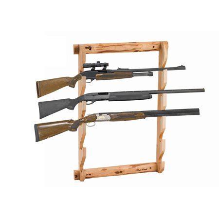 gun racks for wall 5 gun rack wall rack walmart