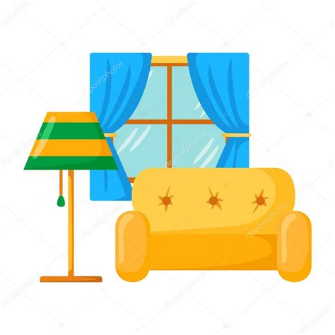 sofa room vector vector sofa in the living room image vectorielle