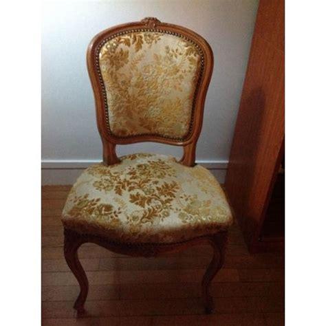 chaise louis pas cher chaises louis xv pas cher ou d 39 occasion sur priceminister rakuten