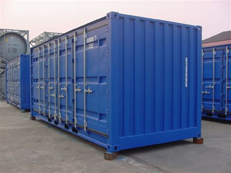 gebrauchte container kaufen gebrauchte und neue side door container open side