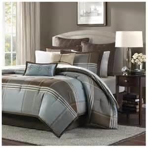 madison park davenport blue brown 8 piece queen size comforter set grey queen cotton