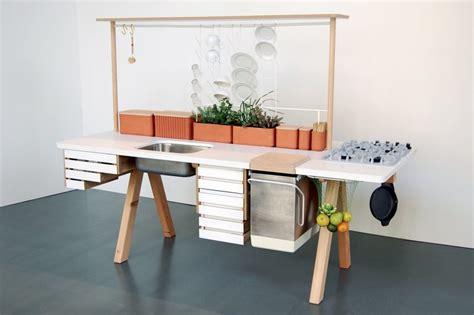 meuble de cuisine tout en un