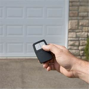 Changing Your Remote Control Garage Door Opener Code