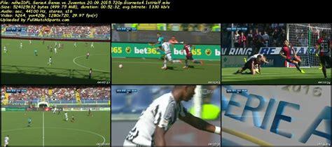 FULL MATCH Serie A Genoa vs Juventus