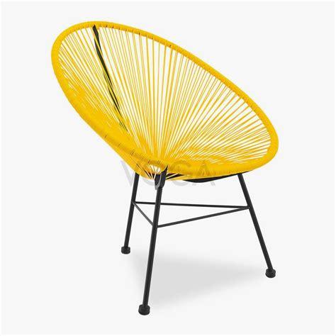 chaise en fil scoubidou les 25 meilleures idées de la catégorie chaise acapulco