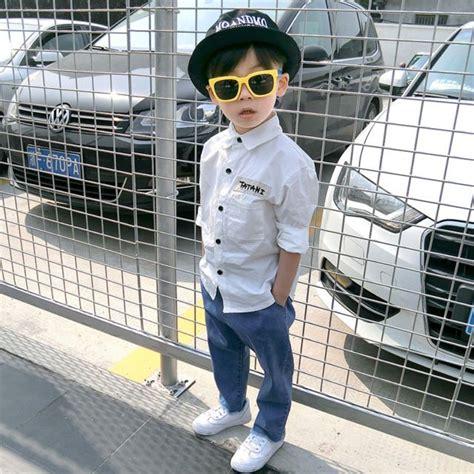 biar anak laki lakimu tampil lebih fashionable jangan