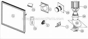 Napoleon Hd81nt Parts List And Diagram   Ereplacementparts Com