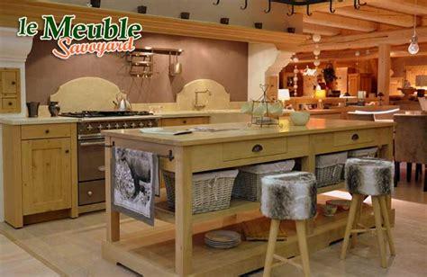 magasin meuble de cuisine le meuble savoyard vente et fabrication artisanale meubles