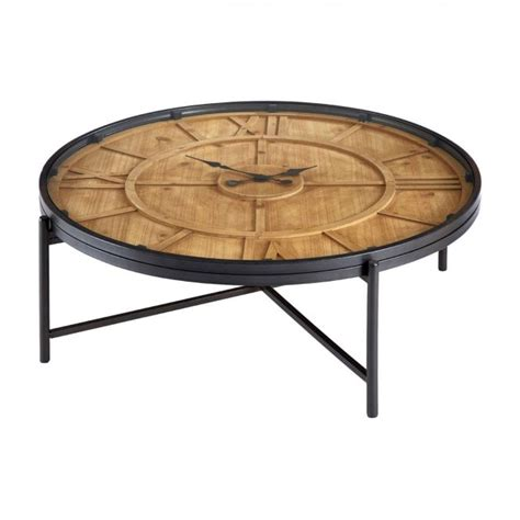 Free delivery and returns on ebay plus items for plus members. Trinity Tempered Glass Round Coffee Table, Fir Wood Veneer, Iron, Glass, Natural | Clanbay