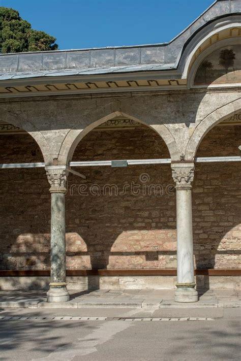 Ottoman Times by Ottoman Ancient Handmade Turkish Tiles Stock Photo Image