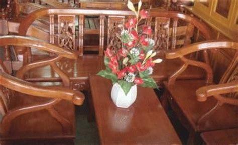 wood furniture oriental sala set  sale  manila