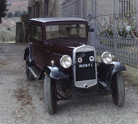 Fiat Balilla 1932 Fiat 508 Balilla 3 Marce Johnywheels