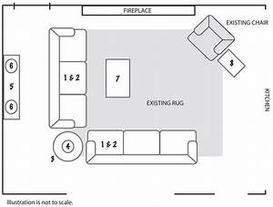 Image Result For Diagram Layout Of Living Room With