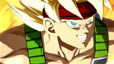 dragon ball fighterz gameplay shows dlc character