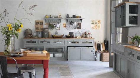 cuisine style cagne chic une déco de style cagne dans la cuisine