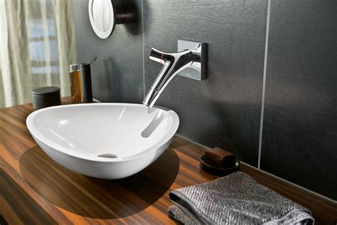 design on tap the organic bathroom by axor