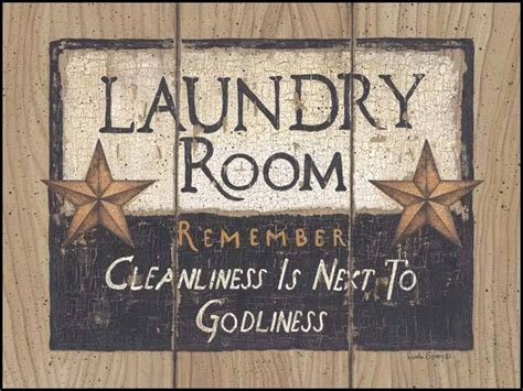 Art Print, Framed Or Plaque By Linda Spivey  Laundry Room