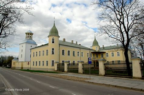 Krustpils medieval castle