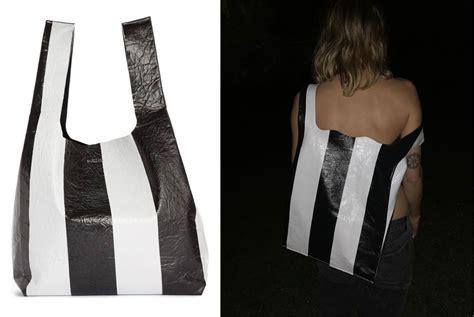 Harga Tas Merk Balenciaga ssttt 10 tas keresek ini harganya bisa mencapai