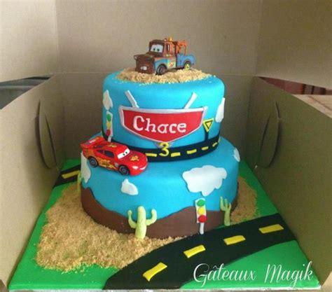decoration cars gateau anniversaire 13 disney cars cake www gateauxmagik