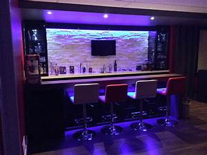 revgercom bar dans salon moderne idee inspirante pour With quel couleur pour un salon 5 41 photos qui vont vous presenter le carrelage brillant