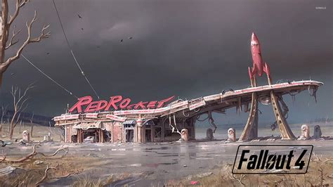 Fallout 4 Wallpapers Wallpaper Cave