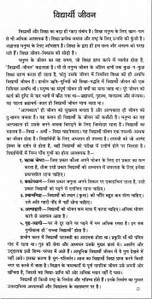 essay on my village in hindi language