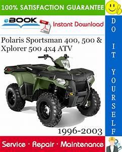 Best  U2606 U2606 Polaris Sportsman 400  500  U0026 Xplorer 500 4x4 Atv