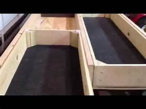 Truck bed drawer (part 1) - YouTube