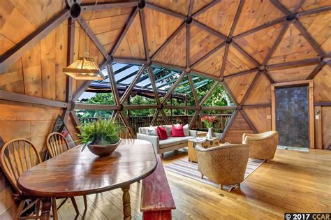 casa cupola geodetica geodesic dome home in lafayette asks 889k curbed sf