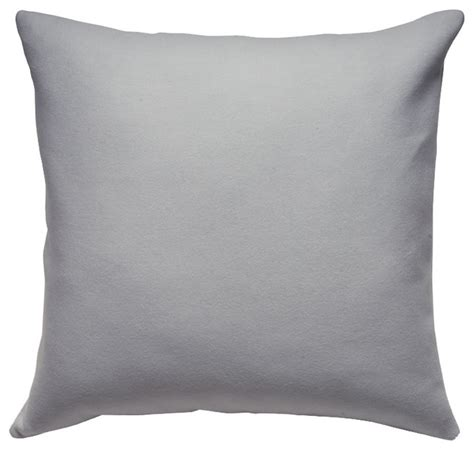Large Decorative Pillows by Unison Harbor Gray Large Square Throw Pillow