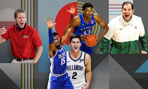 NCAA Bracketology – Projecting the 2022 March Madness men ...