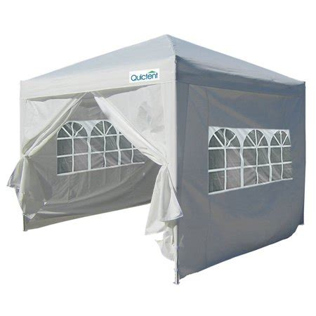 quictent silvox  ez pop  canopy tent commercial gazebo party tent portable waterproof