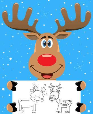 reindeer template   patterns  reindeer cut