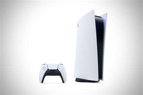 PS5 Design Revealed, PlayStation 5 Digital Edition ...