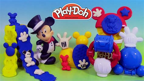 mickey pate a modeler p 226 te 224 modeler play doh mouskatools mickey mouse clubhouse maxi outils