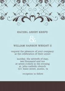 wedding invitations templates wedding invitation templates