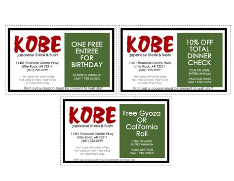 Kobe Japanese Steakhouse::..